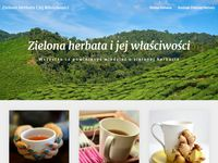 Herbata z imbirem blog