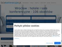 Sale konferencyjne we Wrocławiu wynajem