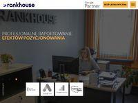 RankHouse - Pozycjonowanie Katowice