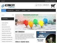 Zarowkiledowe.com - lampy przemysłowe, oświetlenie LED