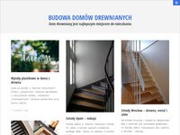 Budowlany blog - domy drewniane