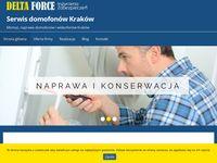Naprawa domofonów Kraków