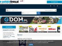Katalog firm www.e-polskiefirmy.pl