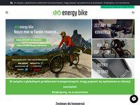 Energy Bike  - rowery elektryczne - sklep, serwis, konwersja