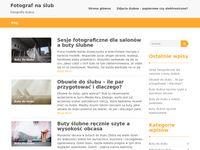 SesjeŚlubne - blog