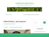 Dobra herbata i zielona herbata - blog
