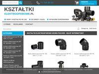 Kształtki elektrooporowe - sprzedaż