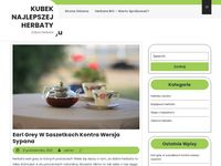 Herbaty świata dla Ciebie - blog