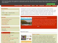 Reklamowy katalog stron www