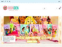 Monden.pl - Internetowy sklep z zabawkami dla dzieci