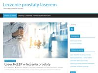 Usuwanie prostaty laserem