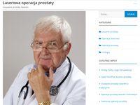 Leczenie prostaty laserem