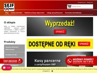 SejfExpert - internetowy sklep z sejfami