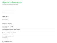 Laserowe usuwanie prostaty