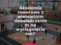 Rowerowa akademia to idealne połączenie nauki i zabawy