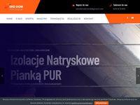 izolacjapianka.com.pl - Chojnice, Kartuzy, Brusy