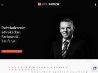 Kancelaria prawna - Poznań