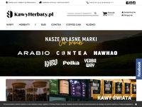 KawyHerbaty.pl - Sklep z kawą i herbatą