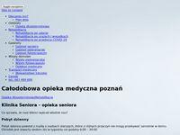 Dom opieki nad osobami starszymi Klinika Seniora Poznań