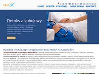 Klinika odwykowa - Warszawa