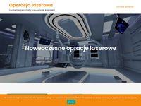 Laserowa operacja prostaty