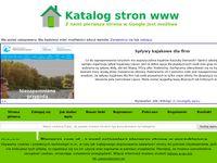 Katalog stron internetowych - pierwsza.com.pl