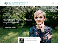 Psychoterapeuta - psycholog - Magdalena Godula - Kraków