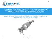Regeneracja i czyszczenie filtrów cząstek stałych DPF i FAP