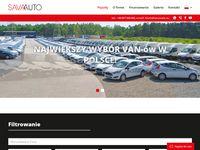 SAVAAUTO - sprzedaż oraz wynajem samochodów