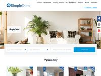 Simple Dom biuro nieruchomości