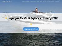 Czarter jachtu Sopot