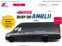 Busy do Anglii i Polski SuperBusy.pl, tanie i komfortowe podróże