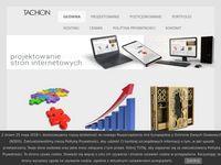 Tachion strony internetowe