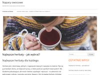 Dobra herbata blog tematyczny