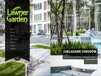 Zakładanie ogrodów - Lawner