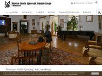 Muzeum Józefa Ignacego Kraszewskiego w Romanowie