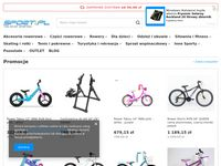 Rowery - sklep sportowy