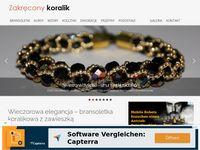 Zakręcony koralik - Blog o koralikach, biżuterii.