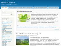 Dobra herbata - blog