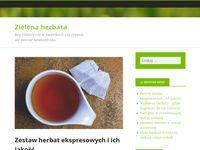 Najlepsze herbaty blog