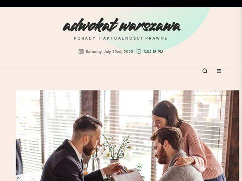 Porady prawne - Bartosz Nadwodny