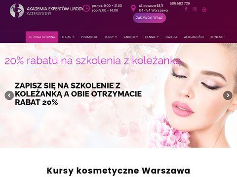 Szkolenia Kosmetologia - akademiaexpertowurody.pl