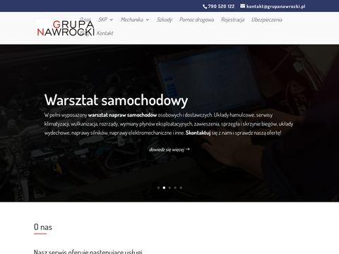 Akroma - Stacja kontroli pojazdów