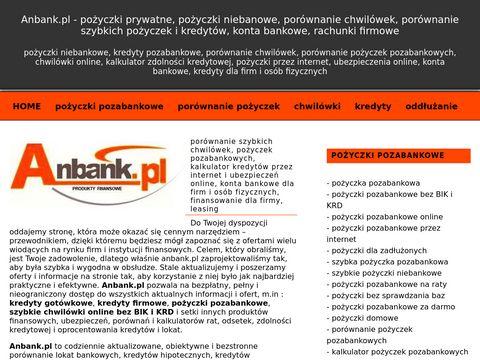 Pożyczki pozabankowe bez BIK i KRD
