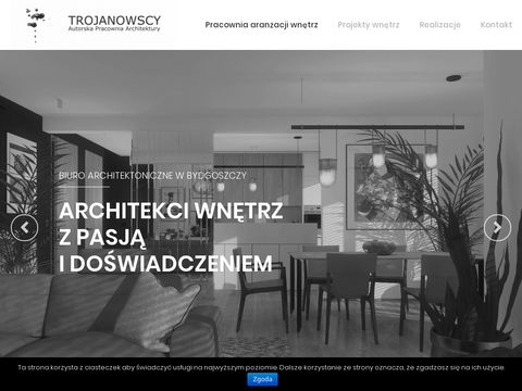 APA Trojanowscy - Projektowanie i Aranżacja Wnętrz Bydgoszcz