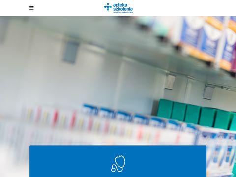 Szkolenia dla farmaceut贸w - Apteka Szkolenia