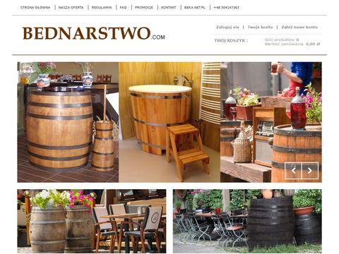 Balia drewniana - bednarstwo.com
