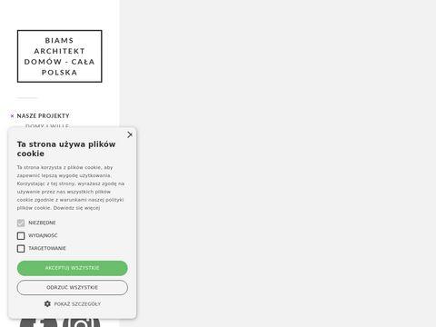 BIAMS - Architekt �ódź - pracownia projektowa