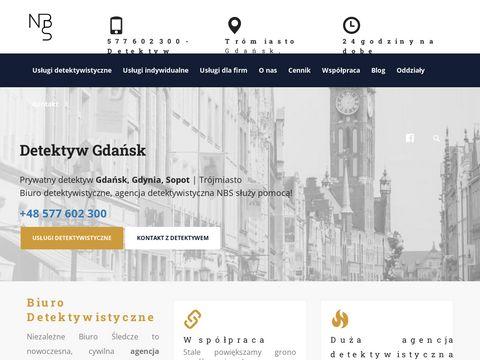 Agencja Detektywistyczna - NBÅš