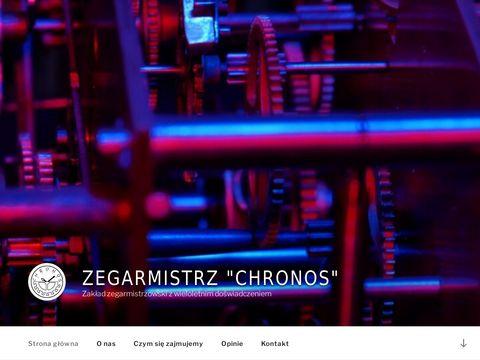 Chronos - zegarmistrz Szczecin